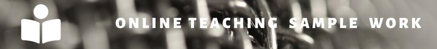 Online Teaching Demo File